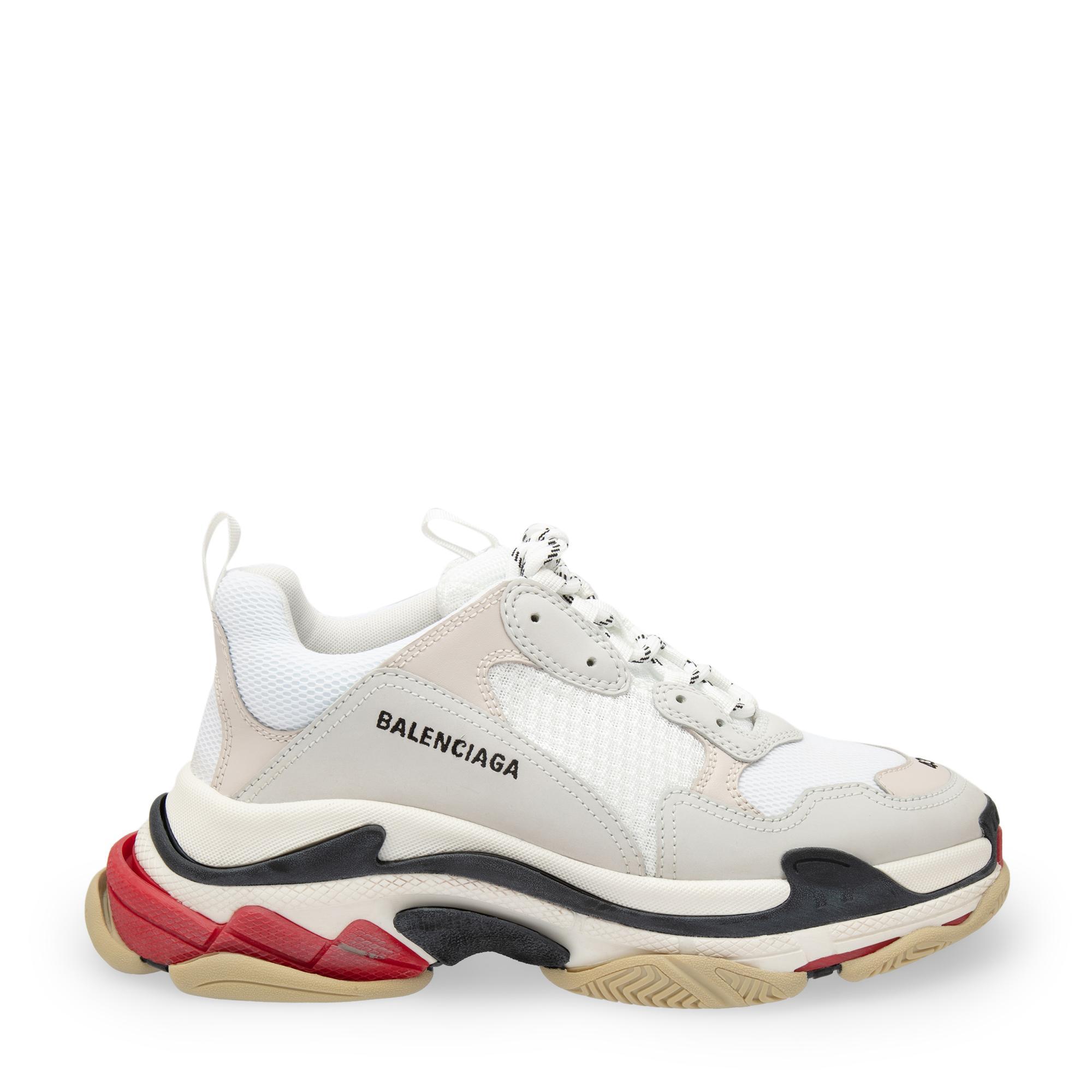 """حذاء """"تربل إس"""" الرياضي"""